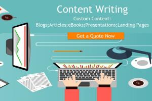 Portfolio for Expert Web Content Writing Services