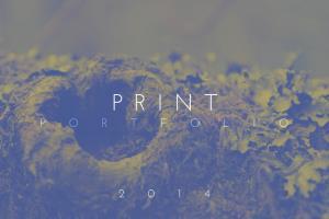 Portfolio for Magazine, Brochure, and Booklet Design