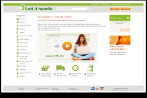 Portfolio for OpenCart Website Design and development