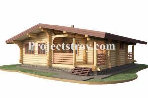 Portfolio for Design log cabins