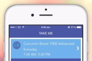 Take Me - iOS & Android app with Web Backend
