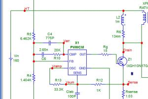 Portfolio for circuit simulation