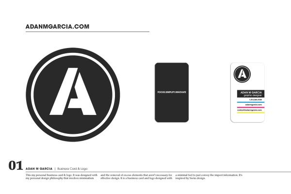Portfolio for Logos & Identity Packages