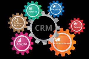 Portfolio for CRM & Database System development