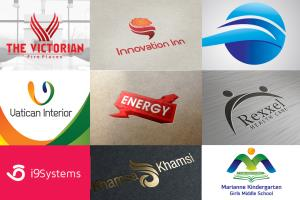 Portfolio for Brand Identity & Logos in 24 hours