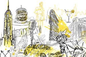 Portfolio for Architectural / Cityscape Illustration