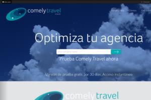Portfolio for Travel e-commerce developer