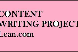 Portfolio for Freelance Content Writer