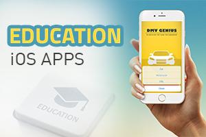 Portfolio for Educational iOS Application