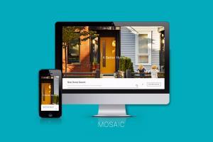 Website Redesign: Mosaic