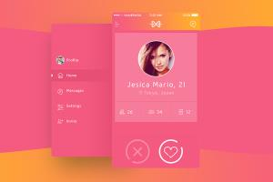 Portfolio for Design Mobile App UX (User Experience)