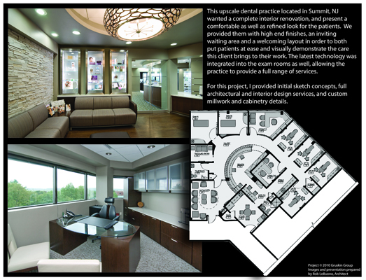 Dr Daniels Project Layout Small High End Dental Practice