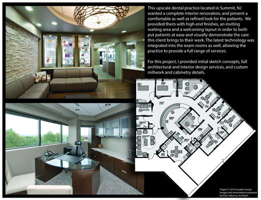 Architecture Design Portfolio Layout