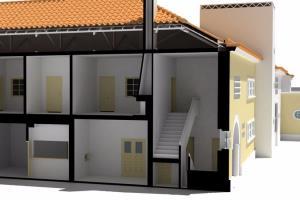 Portfolio for Architecture - Autocad and Revit