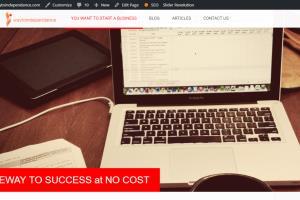 Portfolio for WordPress Development.