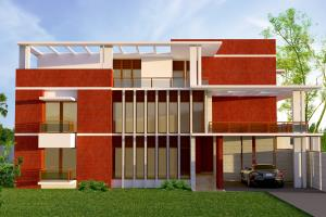 Portfolio for 3d architectural modeling & rendering
