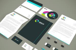 Portfolio for Stationary  Design For Your Company