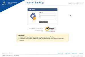 BPRKS Internet Banking Individual