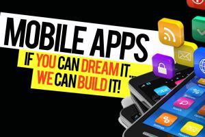 Portfolio for Mobile Apps / Mobile Responsiveness