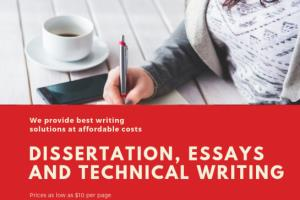 Technical writing & Content writing