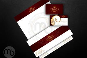 Portfolio for Corporate Identity OR Stationery Design