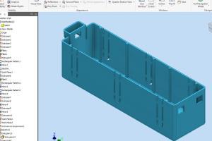 Portfolio for 3D Modelling