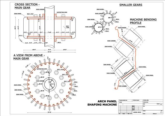 Portfolio for CAD & AutoCAD by marsel on Guru