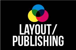 Portfolio for Layout and Desktop Publishing