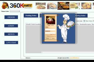 360 K Mall Restaurant