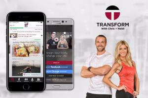 1. Transform with Chris and Heidi