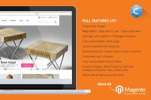 Portfolio for Your eCommerce Magento Solution Partner