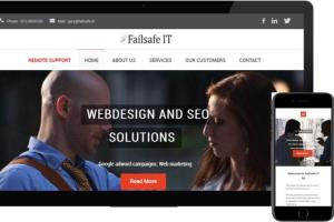 Portfolio for Professional Web Designer and Developer.