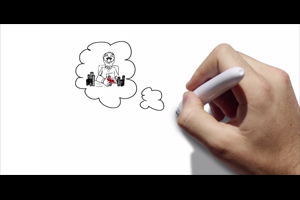 Portfolio for Whiteboard Doodle Animation