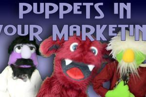 Portfolio for Puppet Video for social media