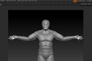 Portfolio for 3D Character design & Modelling