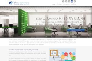 Portfolio for Webmaster Services on Demand