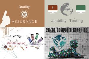 Portfolio for Usability Testing & Quality Assurance