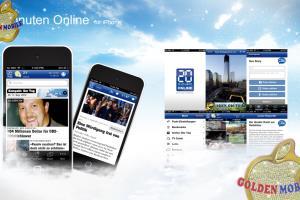 Online News App for iOS