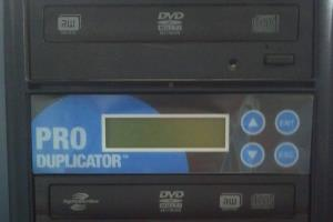 Portfolio for DVD mastering