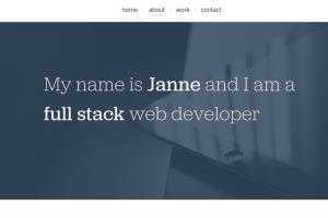 Portfolio for PHP, Drupal, Magento, Web Developer