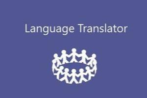 Portfolio for Language to Language Translation Service