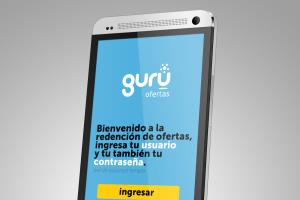 Guru Ofertas Coupon Redemption Android App