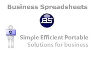 Portfolio for Excel Business Application Development