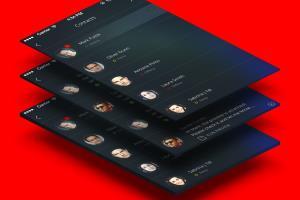 Portfolio for iOS,Android,Design,php,Magento expert