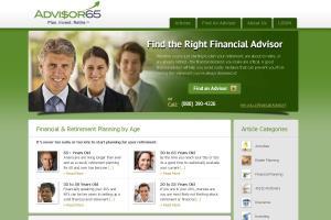 http://advisor65.com agent management site