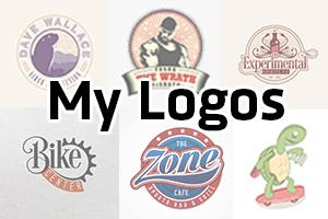 Portfolio for Logo designer, Graphic designer