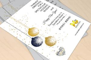 Portfolio for Christmas Cards Design
