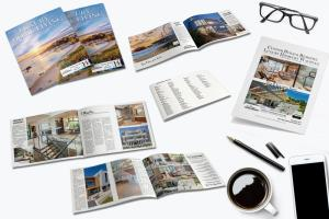 Portfolio for Catalog, Brochures & Magazine Design