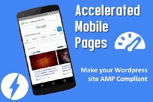 Portfolio for Build Accelerated Mobile AMP Pages