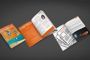 Portfolio for Design your brochure / booklet / report